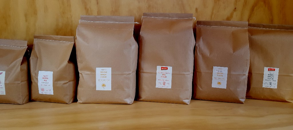 About Our Grain Products